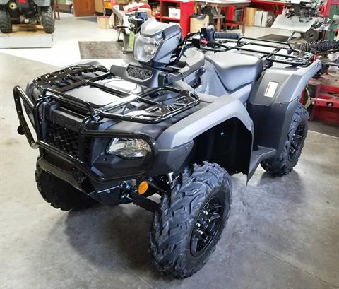 2019 Honda FourTrax Foreman Rubicon 4x4 Automatic DCT EPS Deluxe in Palatine Bridge, New York - Photo 2