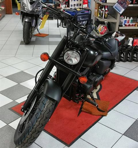 2018 Honda Shadow Phantom in Palatine Bridge, New York
