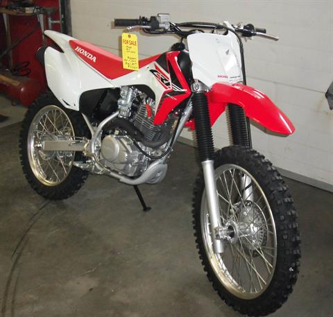 2017 Honda CRF230F in Palatine Bridge, New York