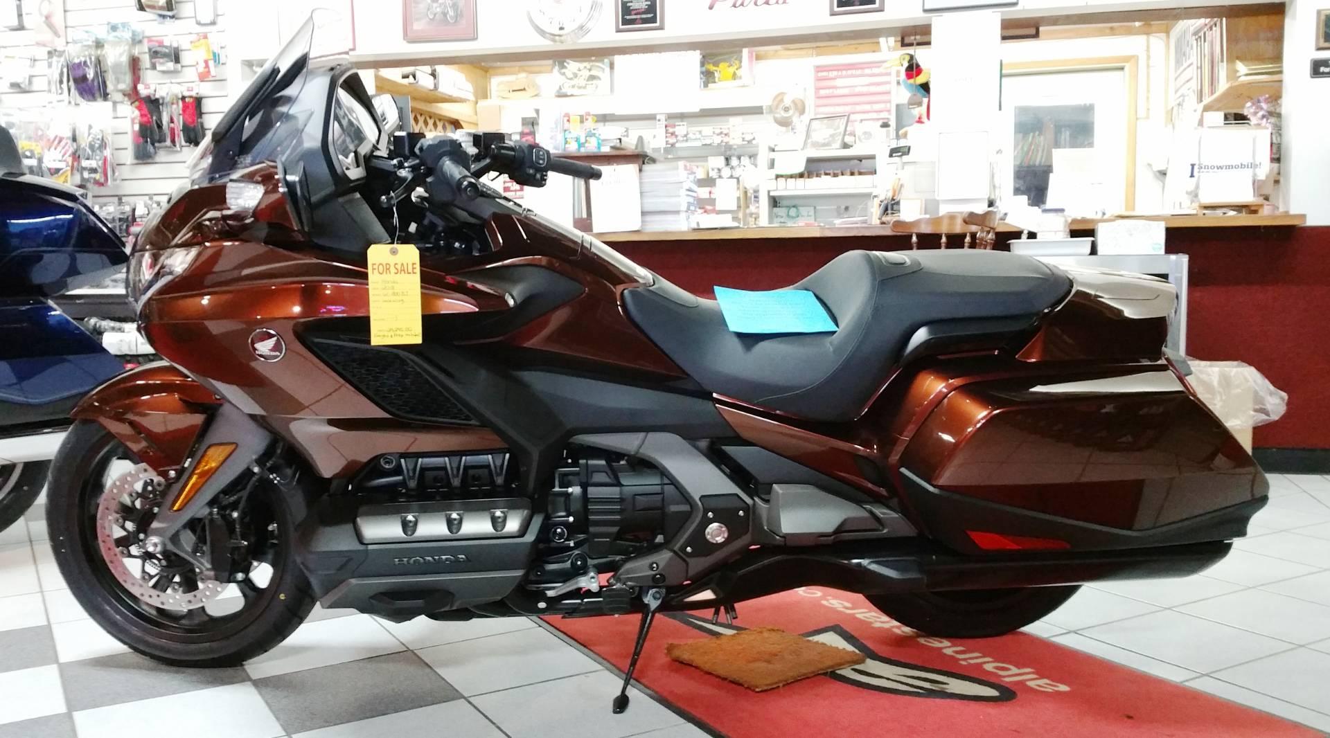 2018 Honda Gold Wing Motorcycles Palatine Bridge New York