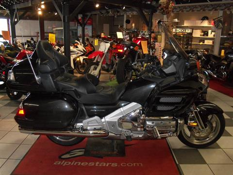 2007 Honda Gold Wing® Premium Audio in Palatine Bridge, New York