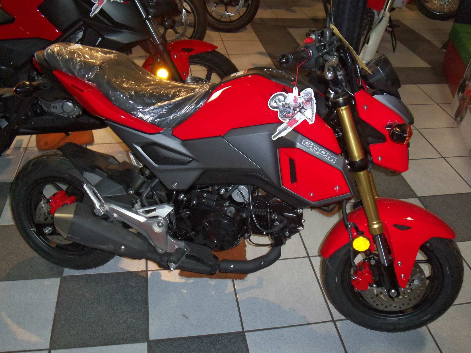 2018 Honda Grom in Palatine Bridge, New York
