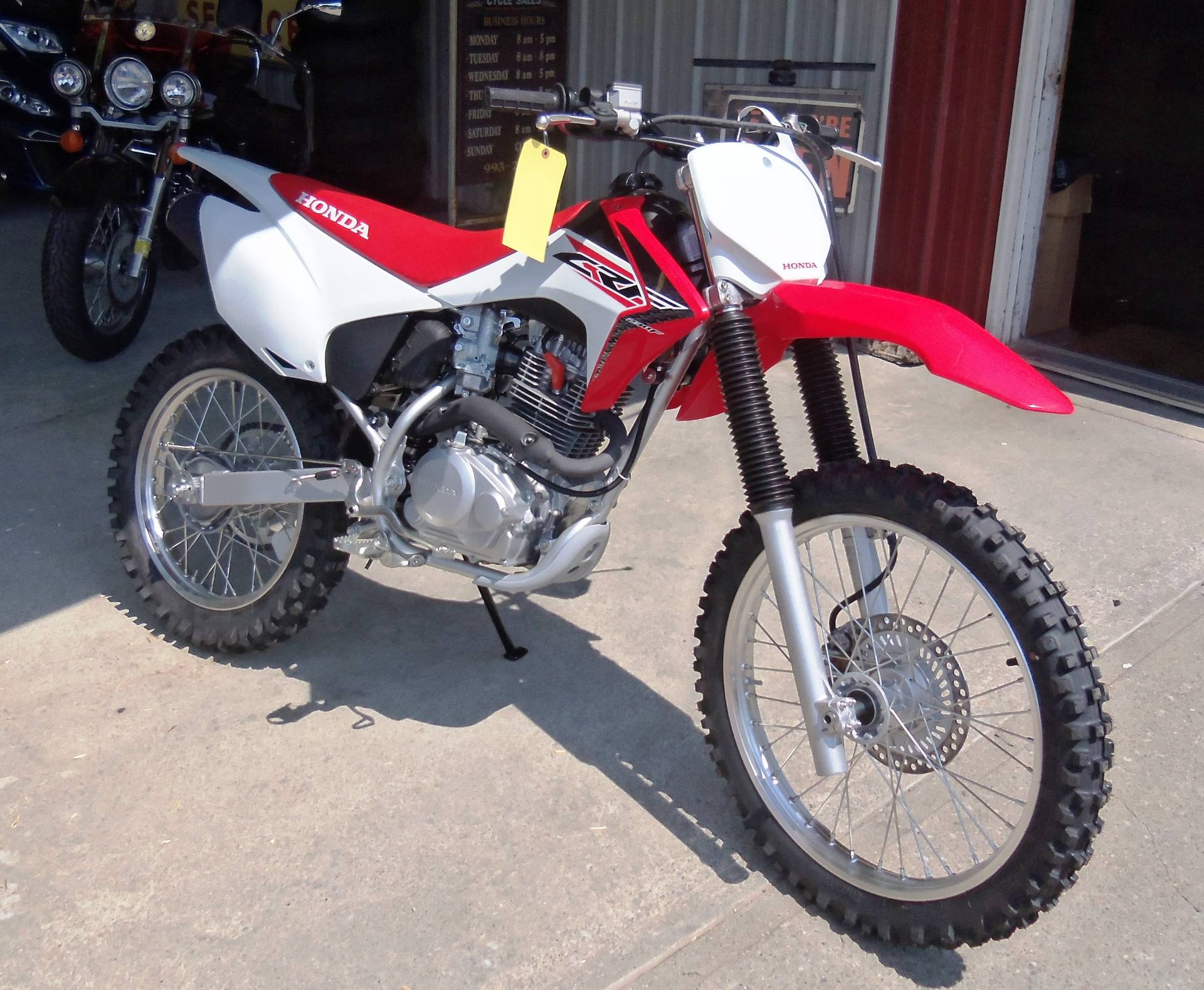 2019 Honda CRF230F in Palatine Bridge, New York - Photo 1