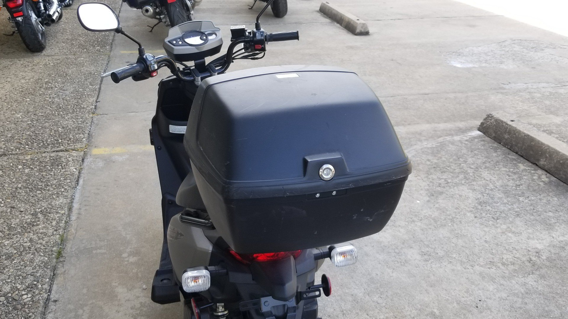 2014 Yamaha Zuma 50F in North Little Rock, Arkansas