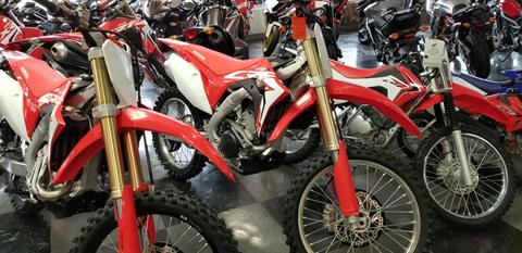 2018 Honda CRF250R in North Little Rock, Arkansas