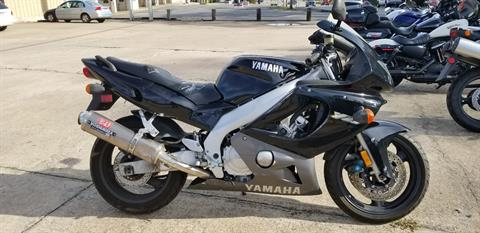 2002 Yamaha YZF-600R in North Little Rock, Arkansas - Photo 1