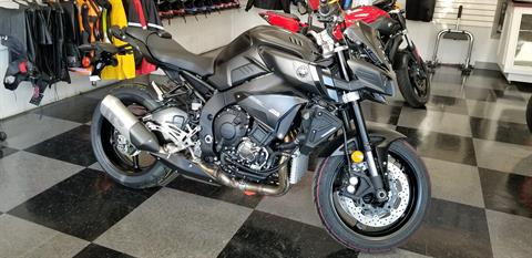 2021 Yamaha MT-10 in North Little Rock, Arkansas - Photo 1