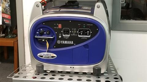 Yamaha Inverter EF2400iSHC in North Little Rock, Arkansas