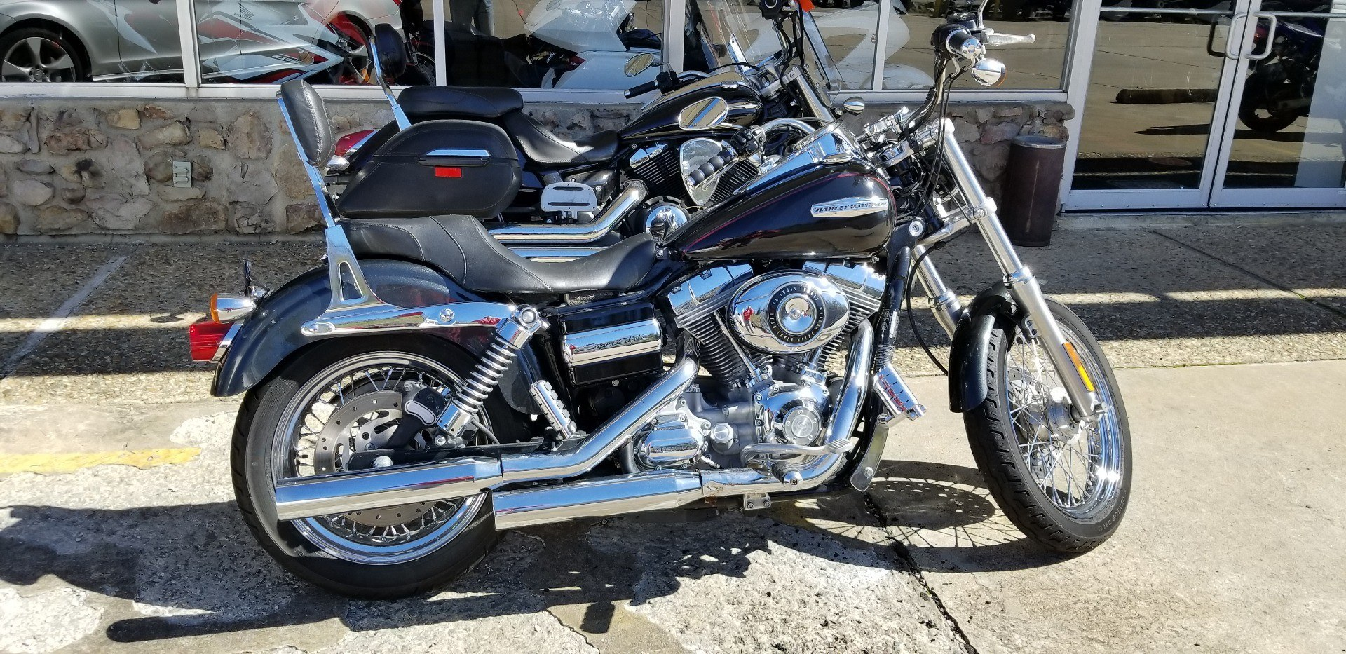2007 Harley-Davidson FXDC Dyna® Super Glide® Custom in North Little Rock, Arkansas - Photo 1