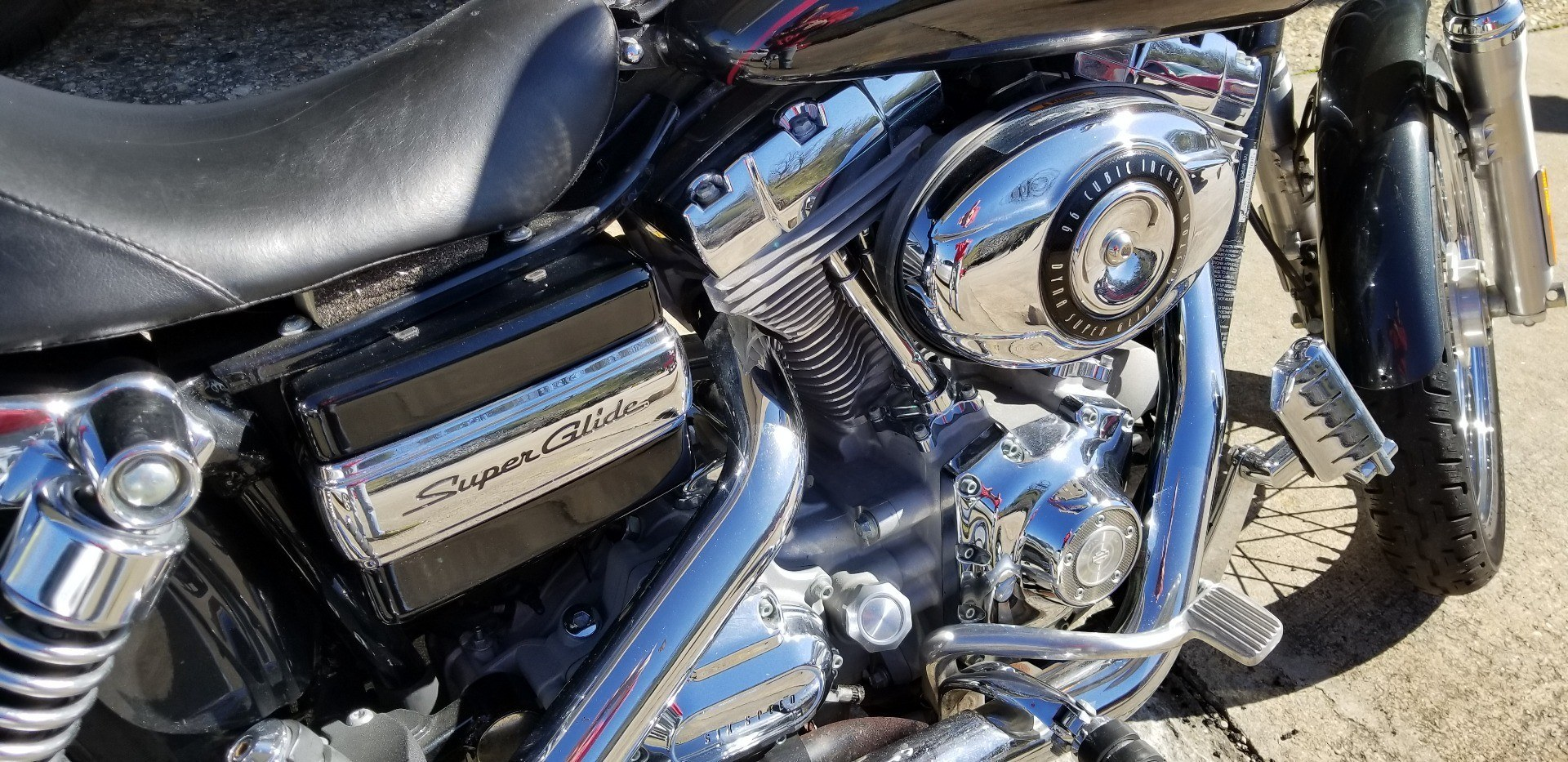 2007 Harley-Davidson FXDC Dyna® Super Glide® Custom in North Little Rock, Arkansas - Photo 3