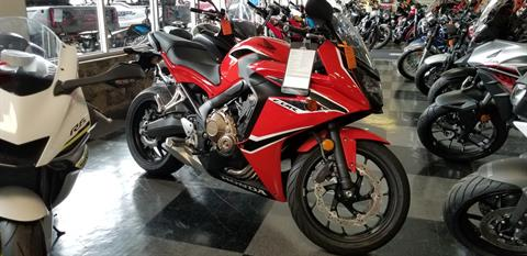2018 Honda CBR650F in North Little Rock, Arkansas