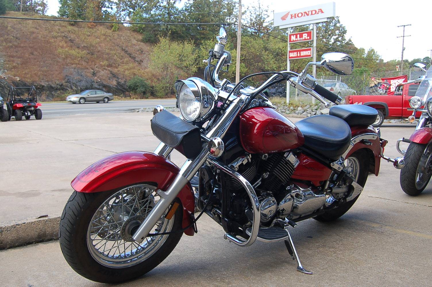2007 Yamaha V Star® Classic in North Little Rock, Arkansas