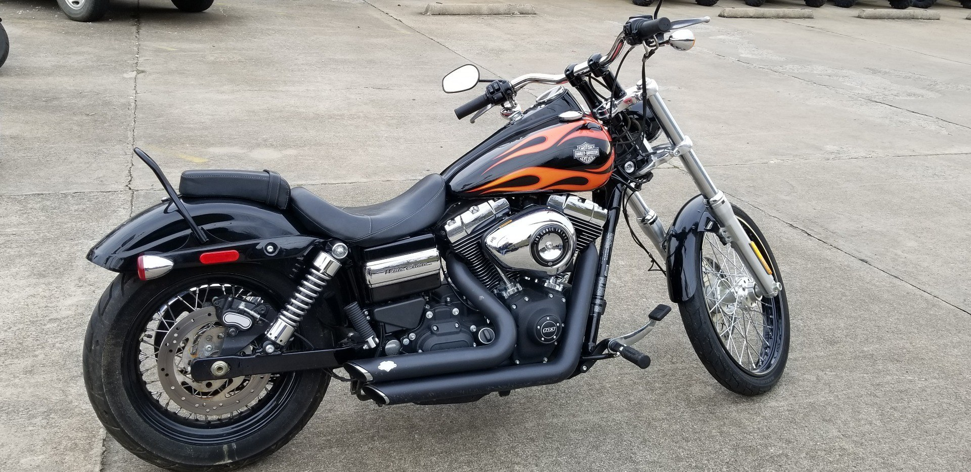2014 Harley-Davidson Dyna® Wide Glide® in North Little Rock, Arkansas
