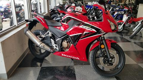 2018 Honda CBR300R in North Little Rock, Arkansas - Photo 1