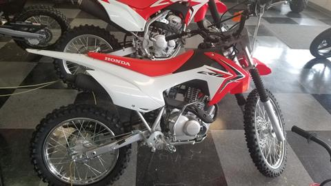 2018 Honda CRF125F (Big Wheel) in North Little Rock, Arkansas