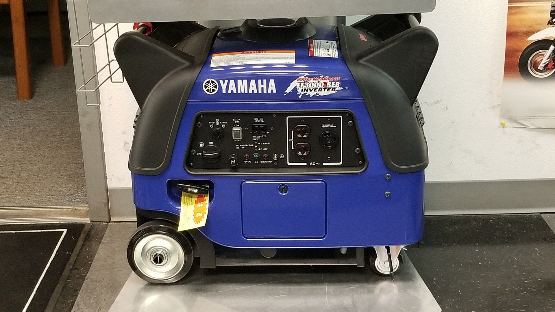 Yamaha Inverter EF3000iSEB in North Little Rock, Arkansas - Photo 1