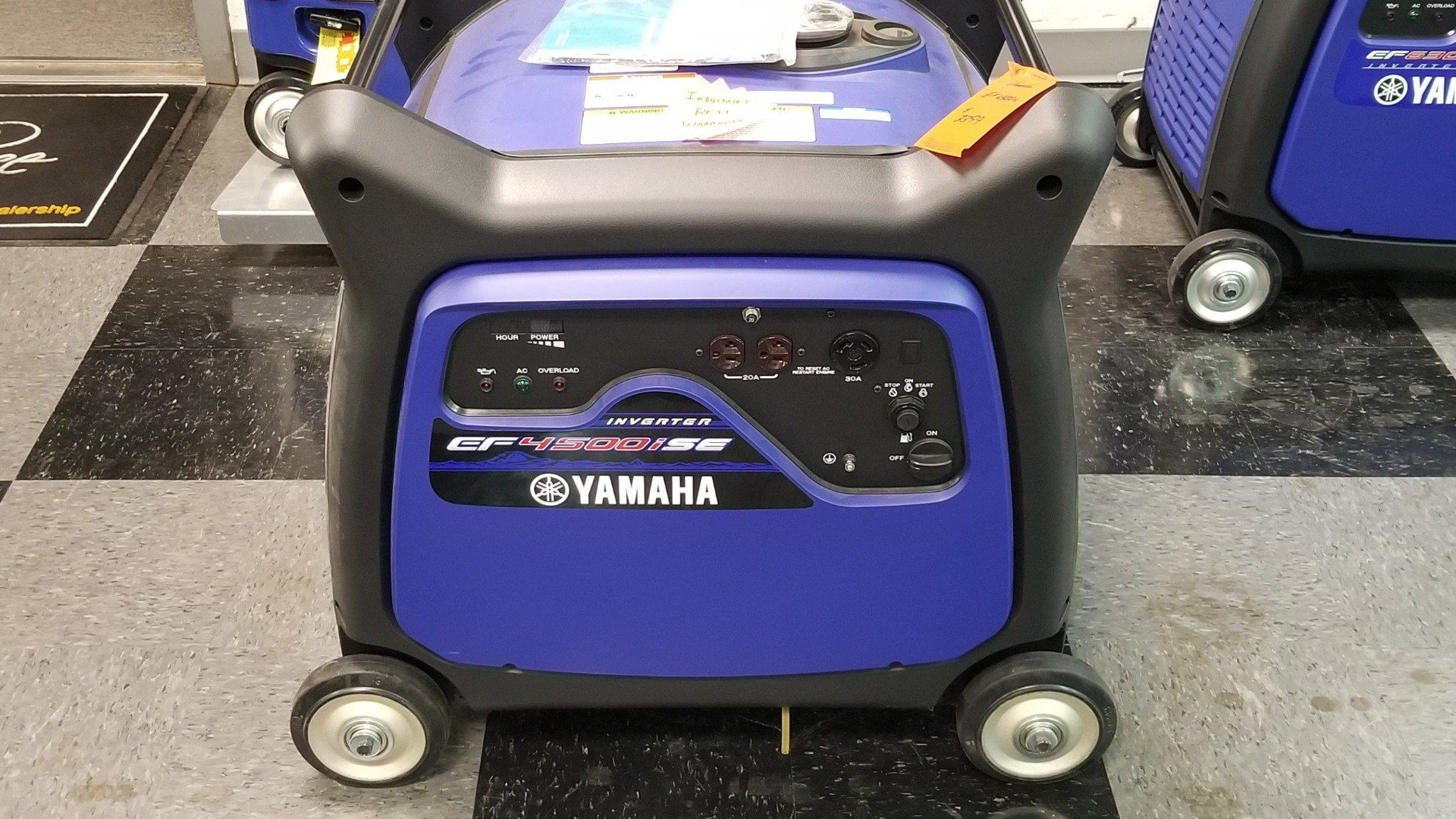 Yamaha Inverter EF4500iSE in North Little Rock, Arkansas - Photo 1