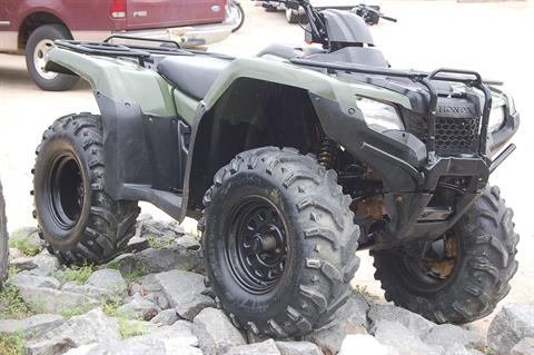 2015 Honda FourTrax® Rancher® 4x4 in North Little Rock, Arkansas