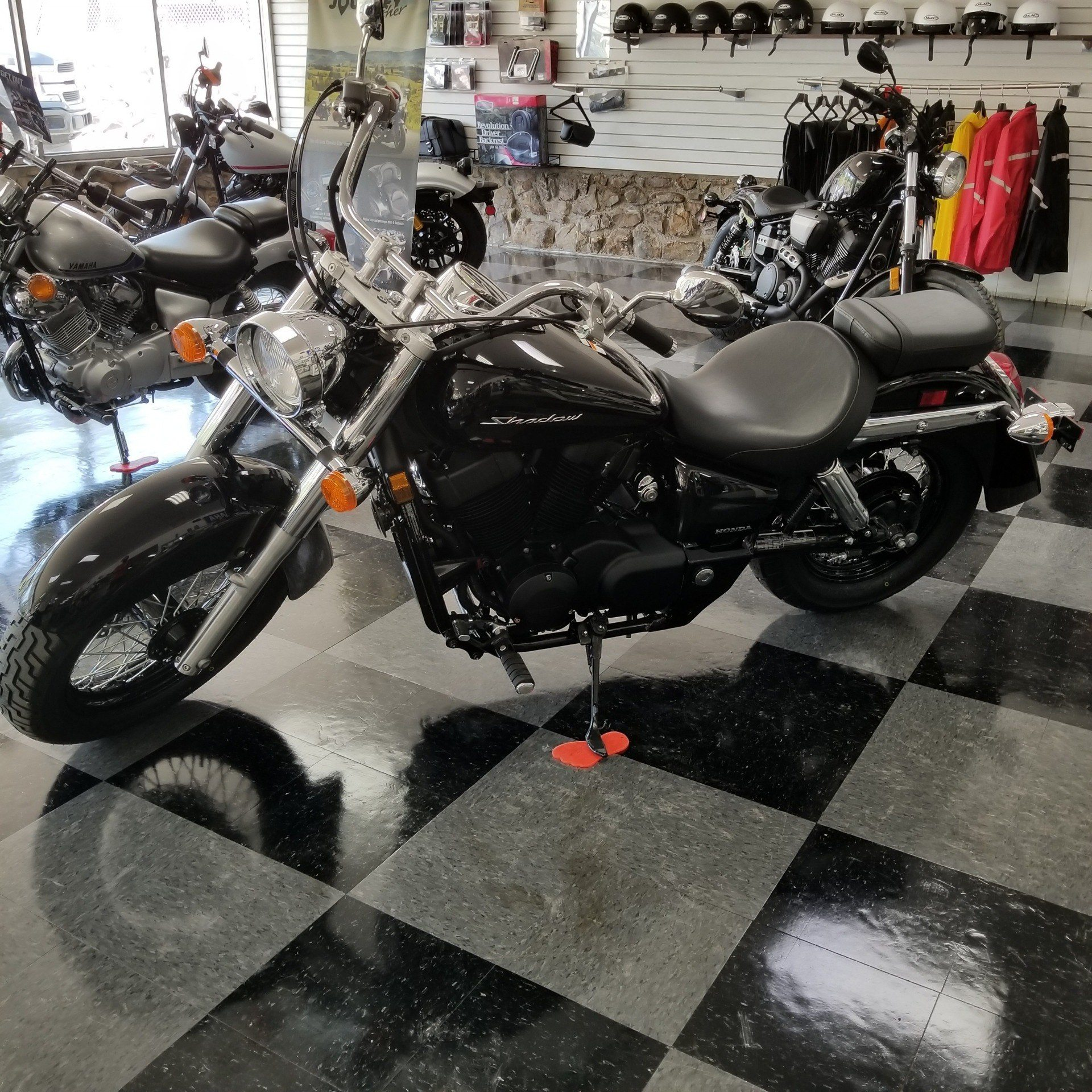 2020 Honda Shadow Aero 750 in North Little Rock, Arkansas - Photo 1