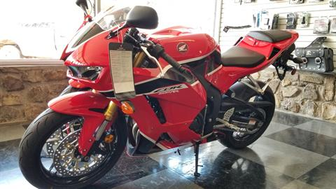 2017 Honda CBR600RR in North Little Rock, Arkansas