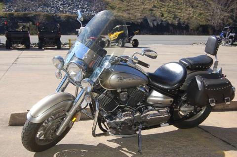 2006 Yamaha V Star® 1100 Silverado® in North Little Rock, Arkansas