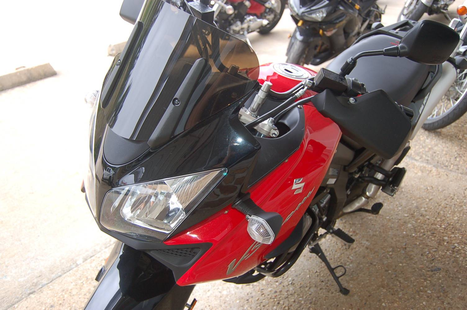 2012 Suzuki V-Strom 1000 in North Little Rock, Arkansas