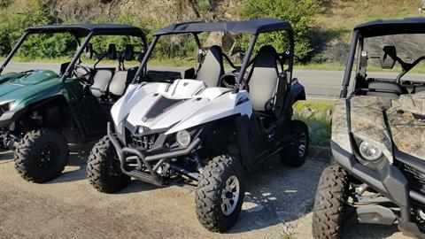 2018 Yamaha Wolverine R-Spec EPS in North Little Rock, Arkansas - Photo 1