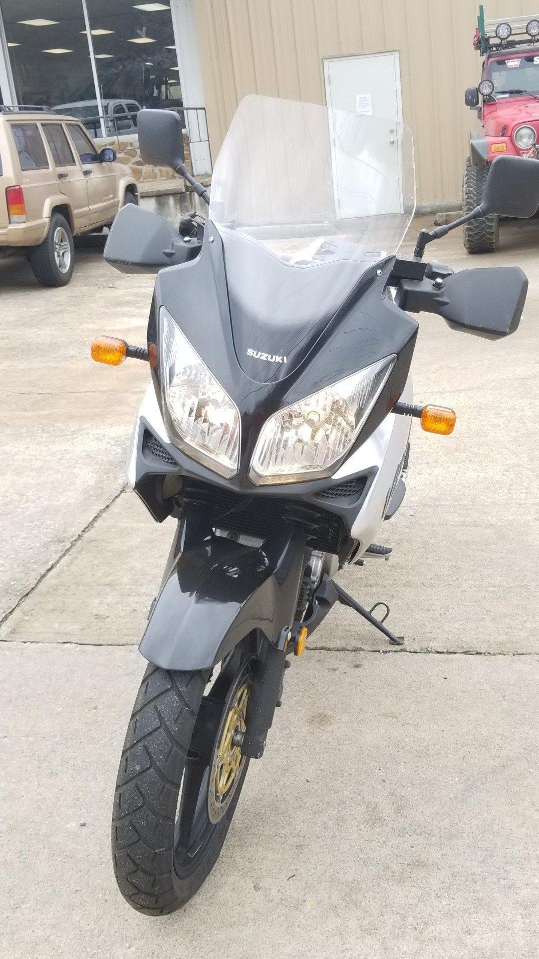 2003 Suzuki V-Strom 1000 4