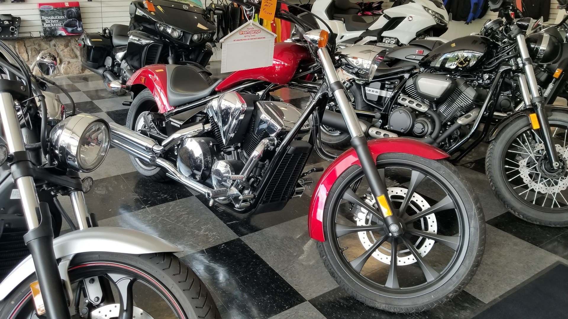 2018 Honda Fury ABS in North Little Rock, Arkansas - Photo 1