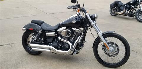 2015 Harley-Davidson Wide Glide® in North Little Rock, Arkansas