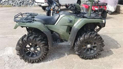 2015 Honda FourTrax® Foreman® Rubicon® 4x4 in North Little Rock, Arkansas - Photo 1