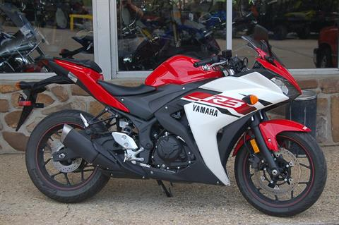 2015 Yamaha YZF-R3 in North Little Rock, Arkansas