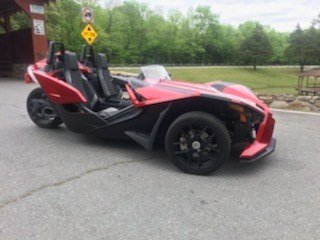 2018 Polaris Slingshot SE in North Little Rock, Arkansas