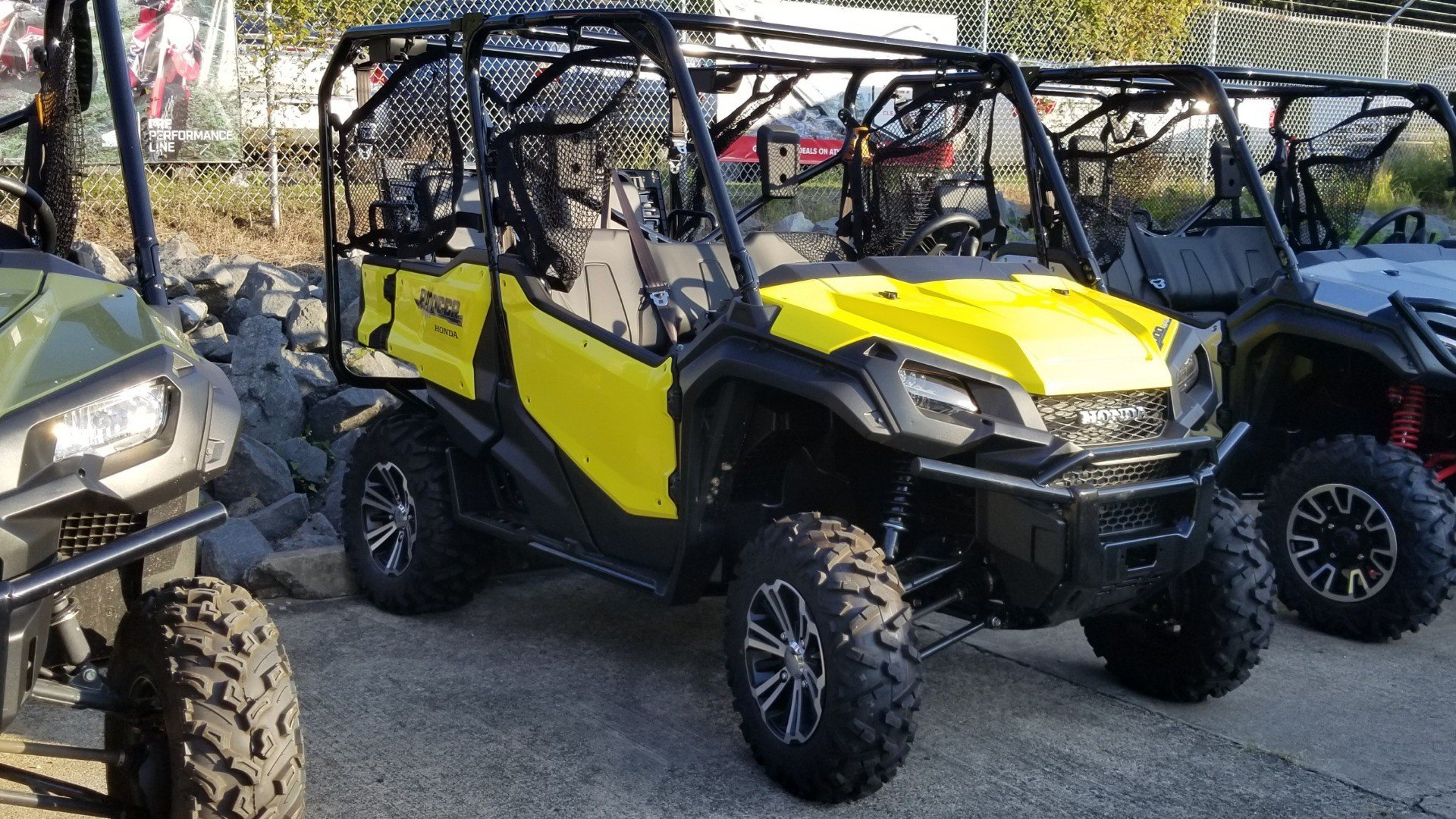 2018 Honda Pioneer 1000 5 Deluxe In North Little Rock, Arkansas