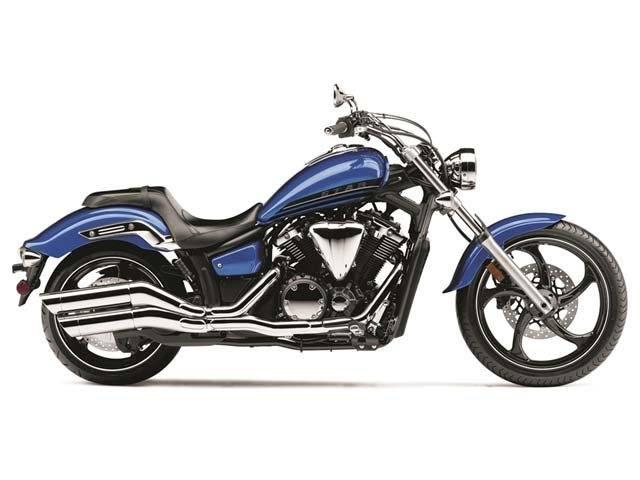 2014 Yamaha Stryker for sale 194452