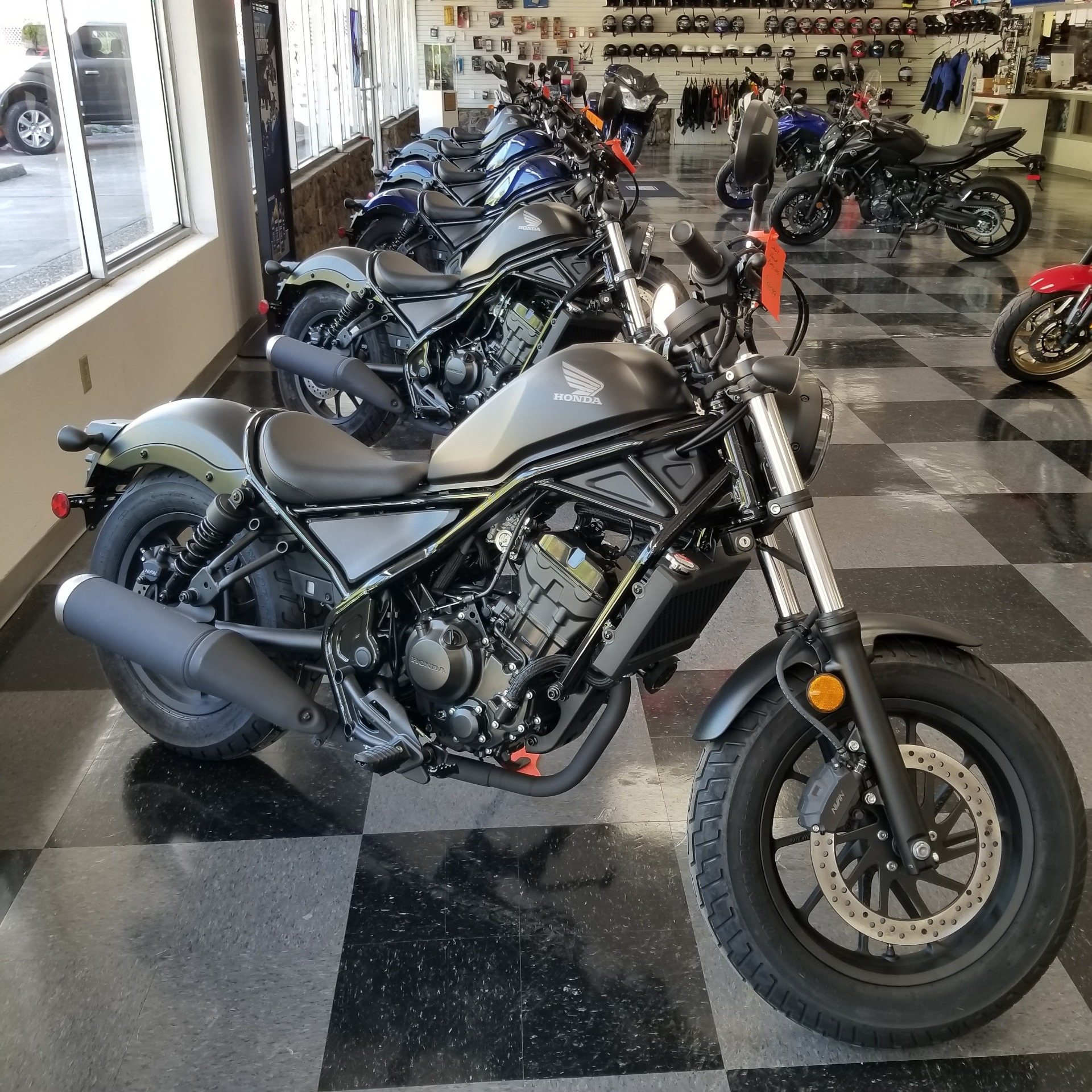 2021 Honda Rebel 300 in North Little Rock, Arkansas - Photo 1
