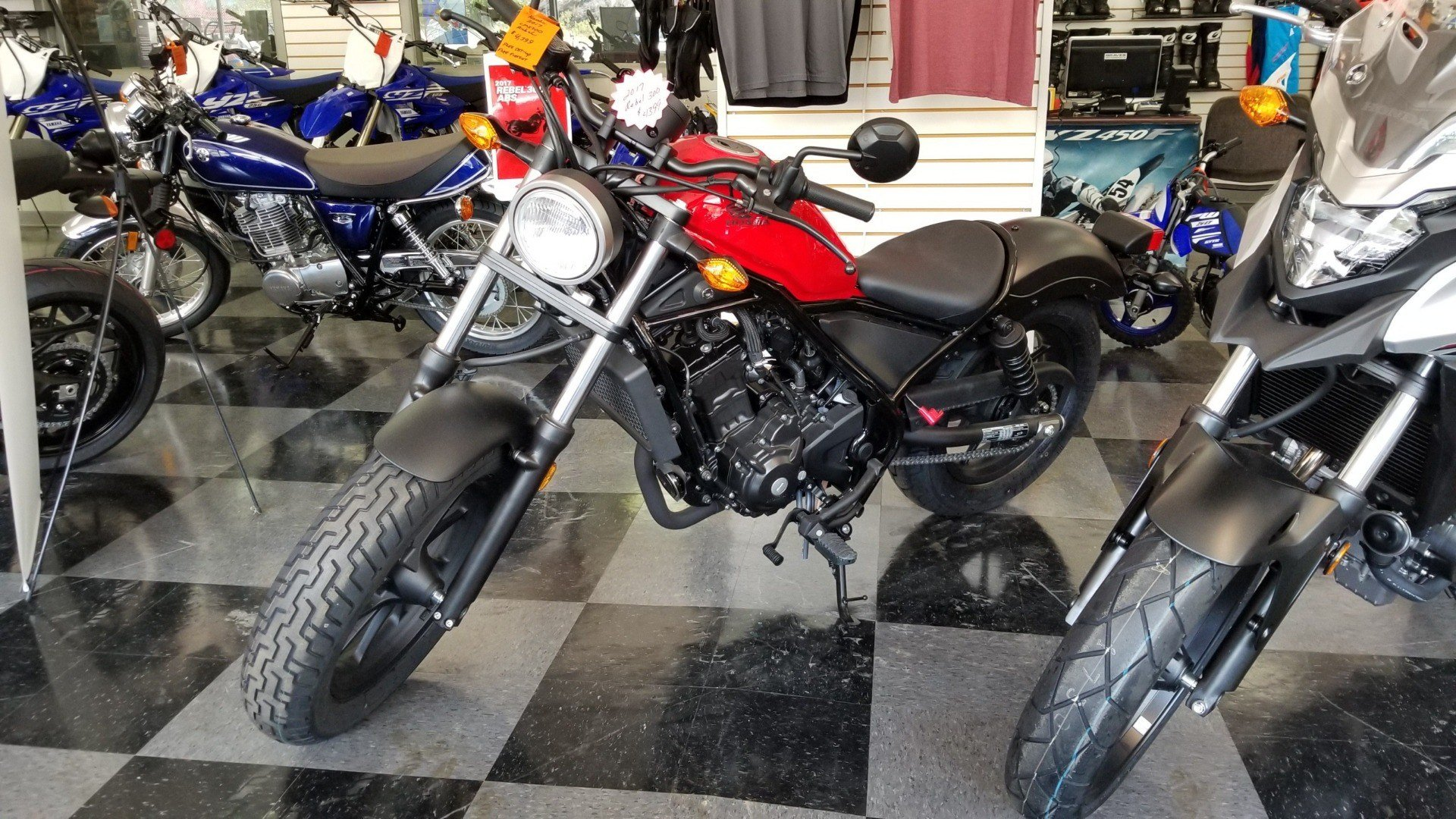 2017 Honda Rebel 300 in North Little Rock, Arkansas