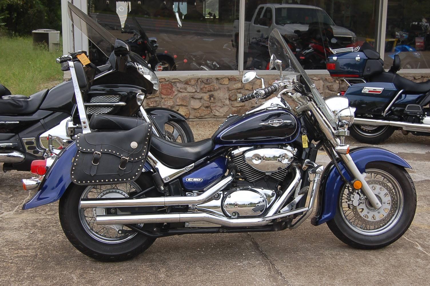 Used 2005 Suzuki Boulevard C50 Motorcycles in North Little Rock, AR ...