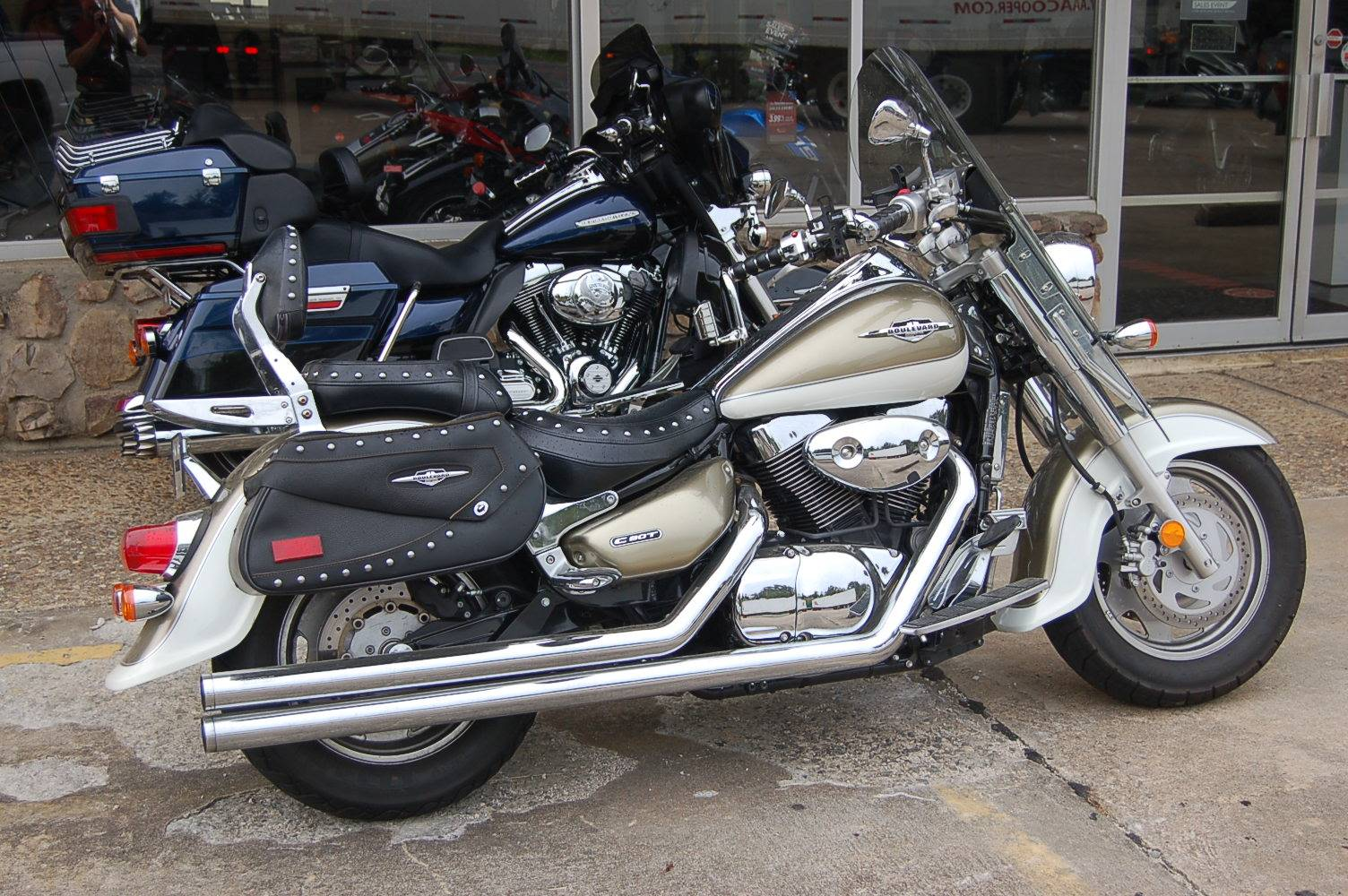 2008 Suzuki Boulevard C90T in North Little Rock, Arkansas