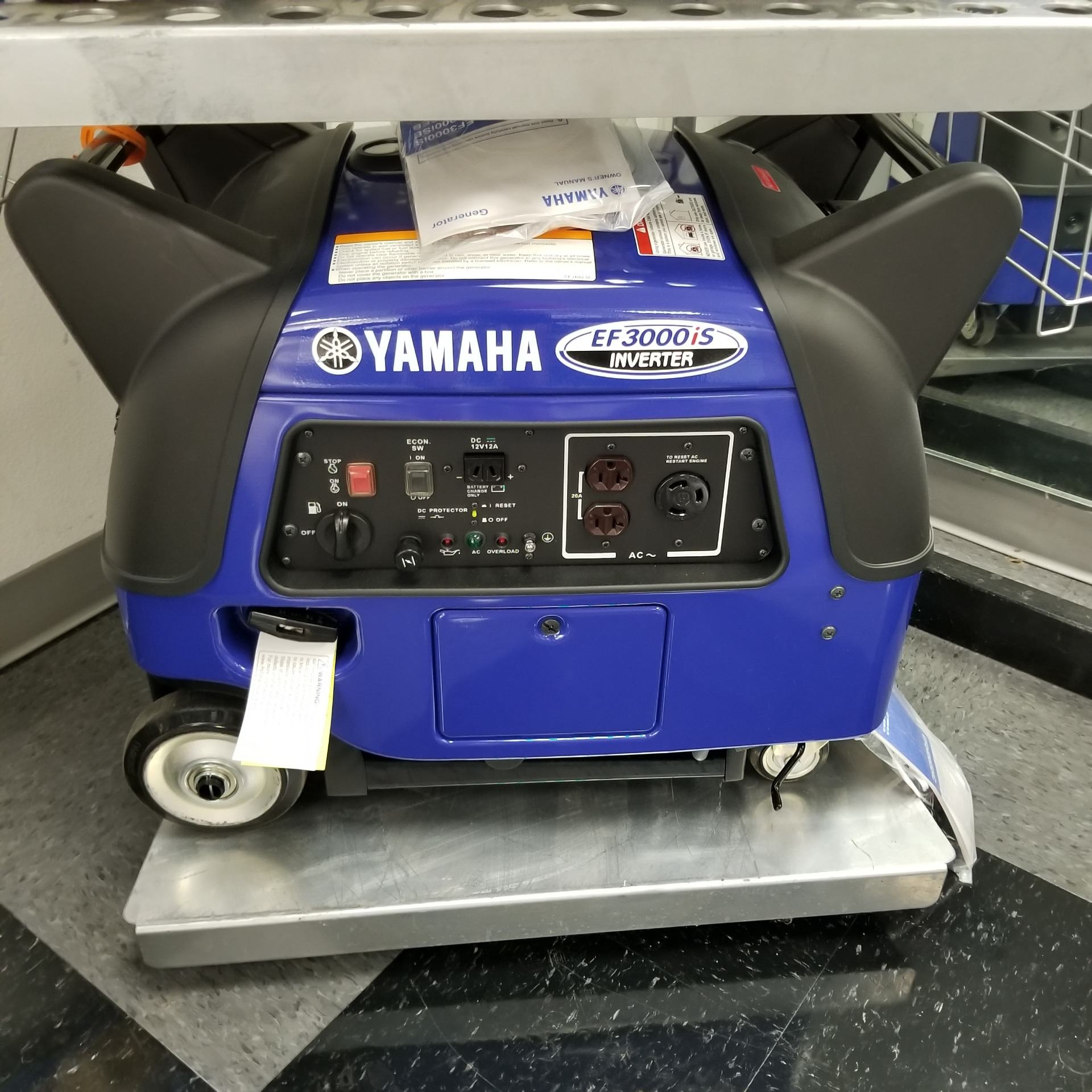 Yamaha Inverter EF3000iS in North Little Rock, Arkansas - Photo 1