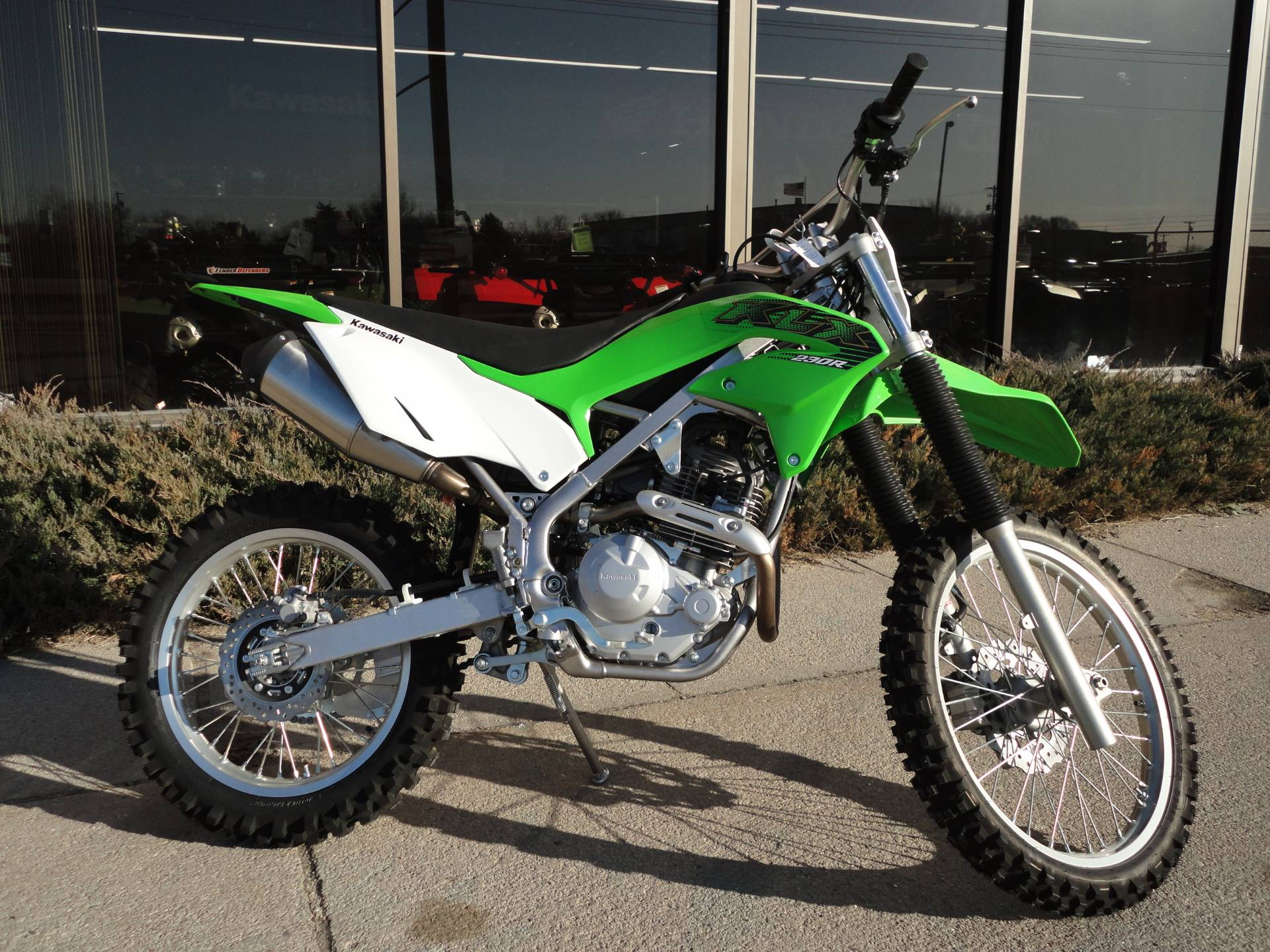 2020 Kawasaki KLX 230R in Norfolk, Nebraska - Photo 1