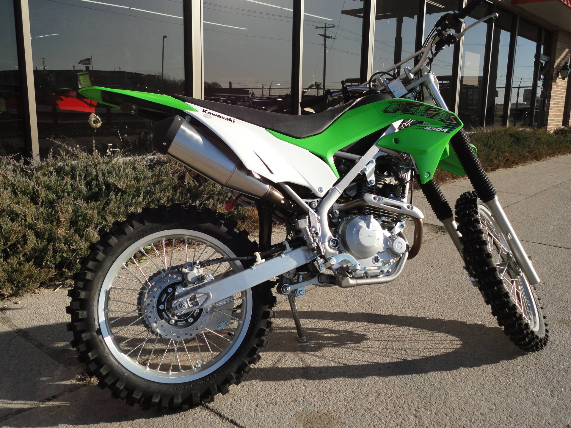 2020 Kawasaki KLX 230R in Norfolk, Nebraska - Photo 2