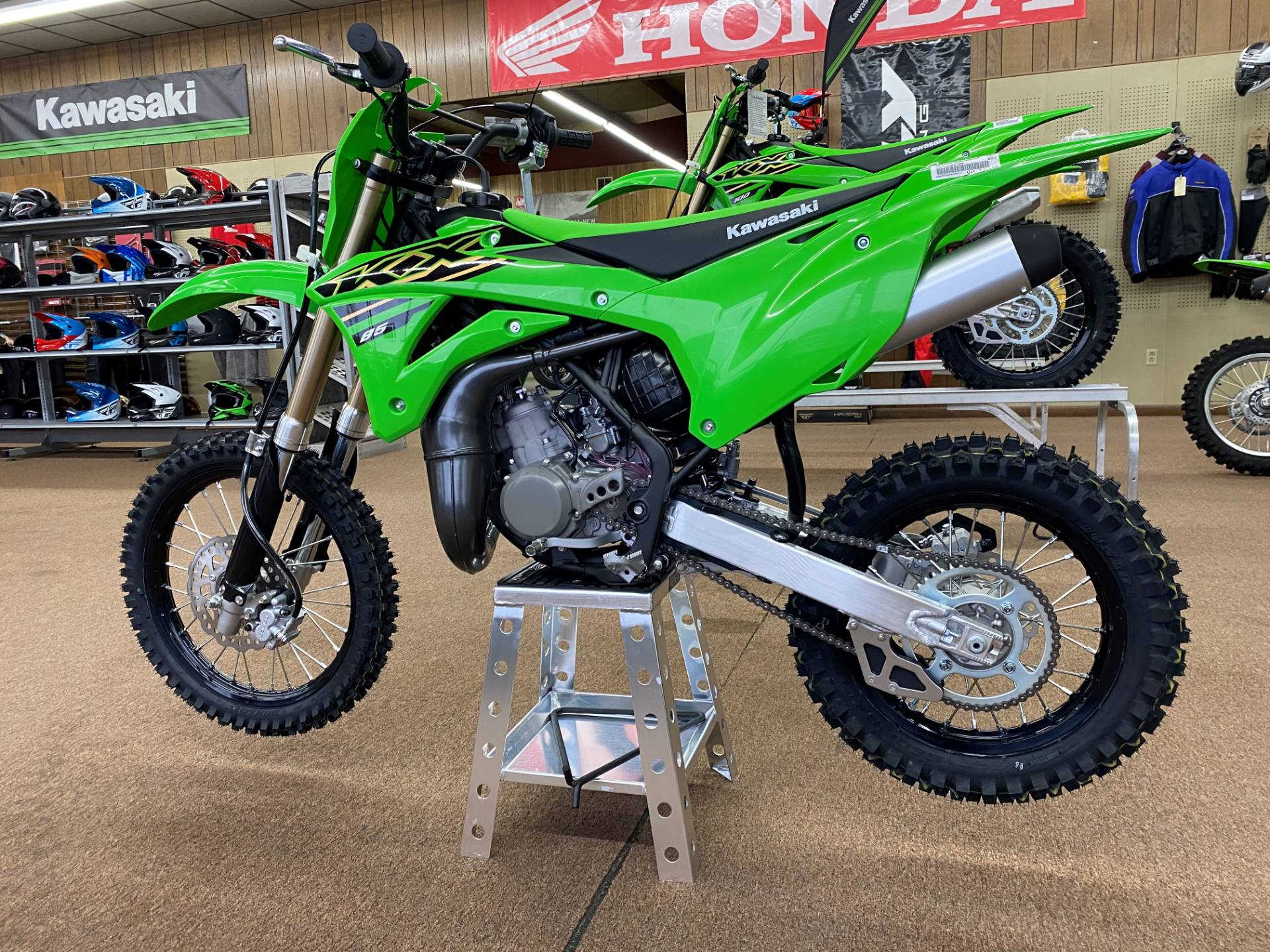 2021 Kawasaki KX 85 in Norfolk, Nebraska - Photo 2