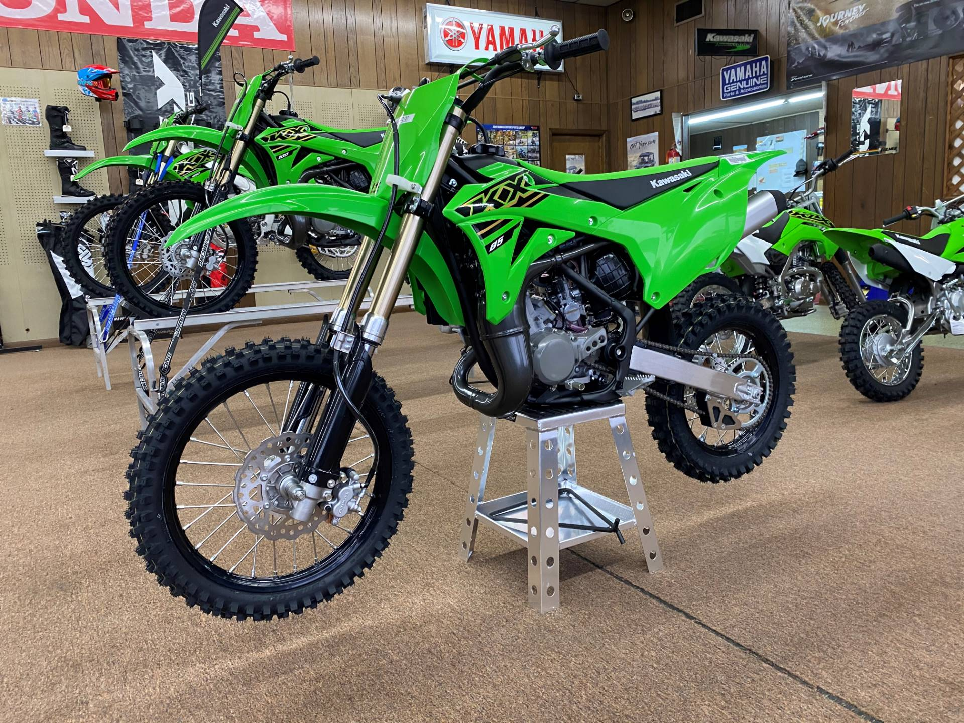 2021 Kawasaki KX 85 in Norfolk, Nebraska - Photo 1