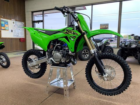 2021 Kawasaki KX 85 in Norfolk, Nebraska - Photo 3