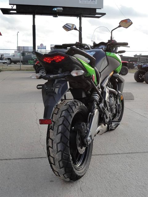 2014 Kawasaki Versys® ABS in Norfolk, Nebraska - Photo 3