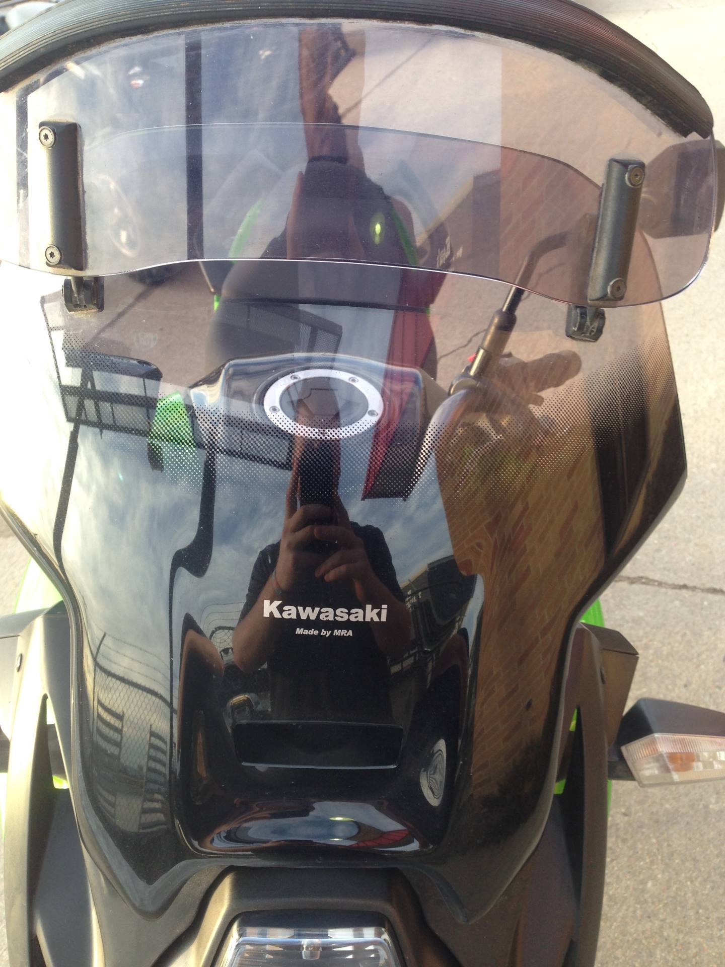 2014 Kawasaki Versys® ABS in Norfolk, Nebraska - Photo 6