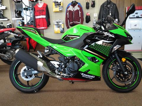2020 Kawasaki Ninja 400 KRT Edition in Norfolk, Nebraska - Photo 1