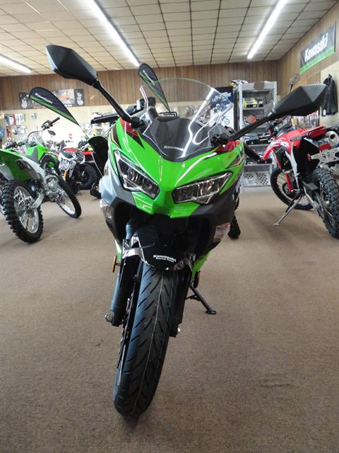 2020 Kawasaki Ninja 400 KRT Edition in Norfolk, Nebraska - Photo 2
