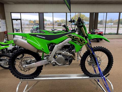 2021 Kawasaki KX 450 in Norfolk, Nebraska - Photo 2